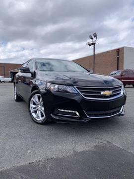 2019 Chevrolet Impala for sale at City to City Auto Sales in Richmond VA