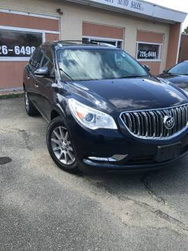 2016 Buick Enclave for sale at City to City Auto Sales in Richmond VA