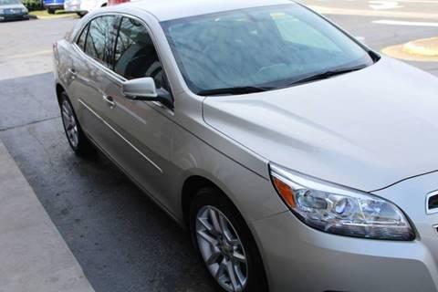 2013 Chevrolet Malibu for sale at City to City Auto Sales - Raceway in Richmond VA