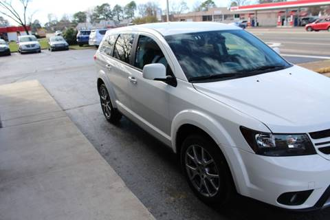 2018 Dodge Journey for sale at City to City Auto Sales - Raceway in Richmond VA