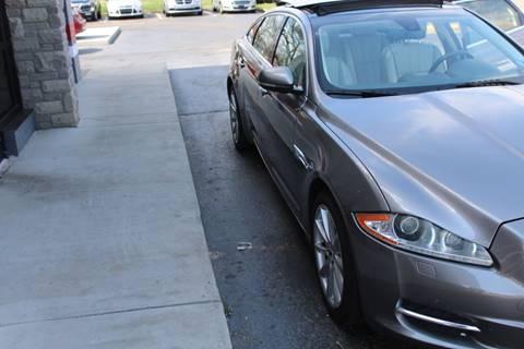 2011 Jaguar XJL for sale at City to City Auto Sales - Raceway in Richmond VA