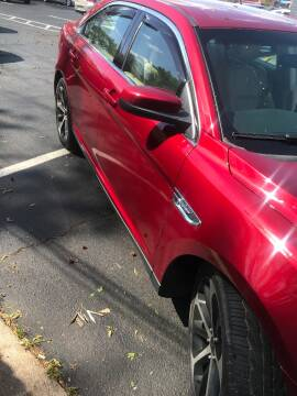 2016 Ford Taurus for sale at City to City Auto Sales - Raceway in Richmond VA