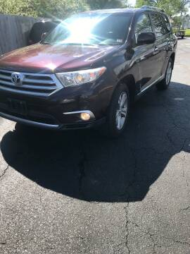 2012 Toyota Highlander for sale at City to City Auto Sales - Raceway in Richmond VA
