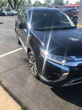 2019 Mitsubishi Outlander for sale at City to City Auto Sales - Raceway in Richmond VA