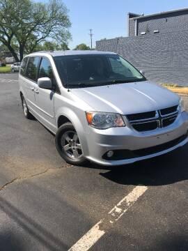 2011 Dodge Grand Caravan for sale at City to City Auto Sales - Raceway in Richmond VA