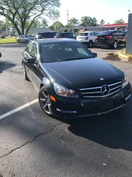 2014 Mercedes-Benz C-Class for sale at City to City Auto Sales - Raceway in Richmond VA