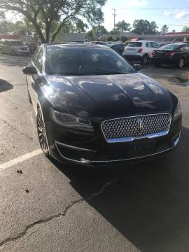 2017 Lincoln MKZ for sale at City to City Auto Sales - Raceway in Richmond VA