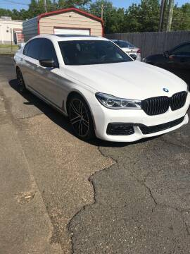 2016 BMW 7 Series for sale at City to City Auto Sales - Raceway in Richmond VA