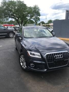 2014 Audi Q5 for sale at City to City Auto Sales - Raceway in Richmond VA
