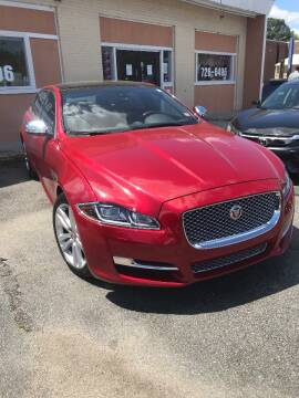2016 Jaguar XJL for sale at City to City Auto Sales in Richmond VA