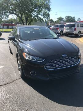 2015 Ford Fusion for sale at City to City Auto Sales - Raceway in Richmond VA