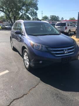 2012 Honda CR-V for sale at City to City Auto Sales - Raceway in Richmond VA