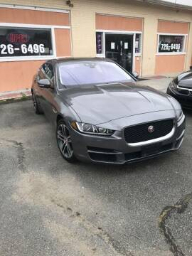 2017 Jaguar XE for sale at City to City Auto Sales in Richmond VA