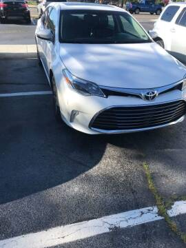 2016 Toyota Avalon for sale at City to City Auto Sales in Richmond VA