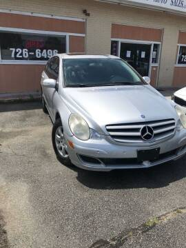 2006 Mercedes-Benz R-Class for sale at City to City Auto Sales in Richmond VA