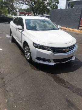2019 Chevrolet Impala for sale at City to City Auto Sales - Raceway in Richmond VA