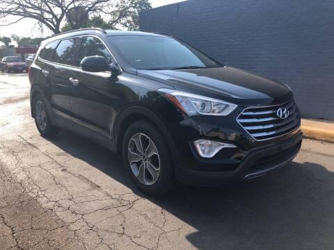 2014 Hyundai Santa Fe for sale at City to City Auto Sales in Richmond VA