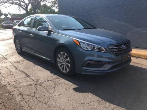 2016 Hyundai Sonata for sale at City to City Auto Sales in Richmond VA