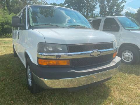 2013 Chevrolet Express Passenger for sale at City to City Auto Sales in Richmond VA