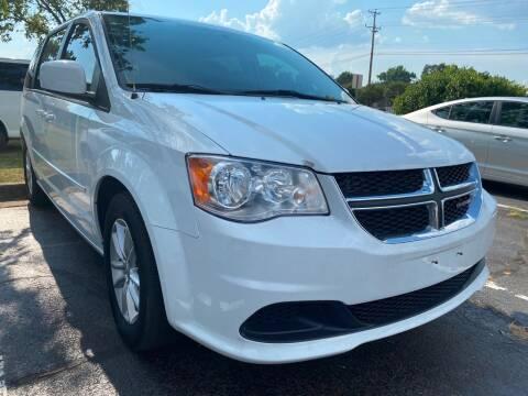 2016 Dodge Grand Caravan for sale at City to City Auto Sales in Richmond VA
