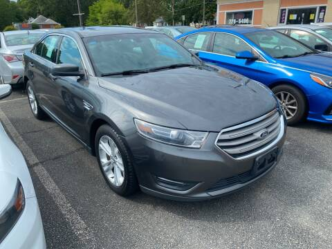 2015 Ford Taurus for sale at City to City Auto Sales in Richmond VA