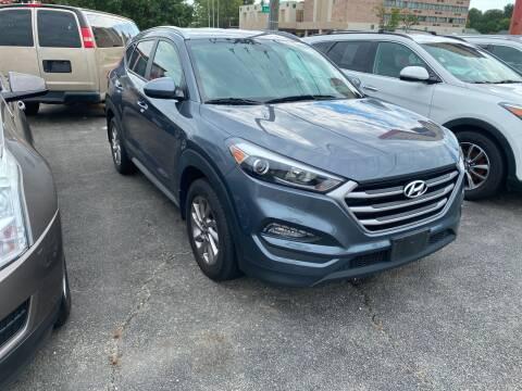 2017 Hyundai Tucson for sale at City to City Auto Sales in Richmond VA