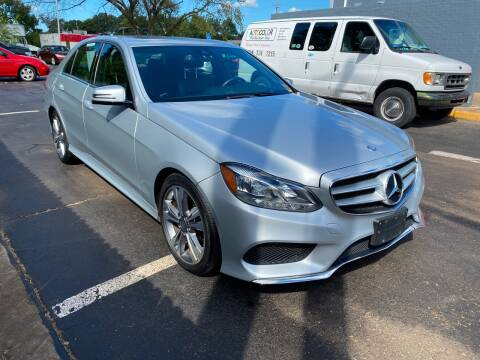 2016 Mercedes-Benz E-Class for sale at City to City Auto Sales in Richmond VA
