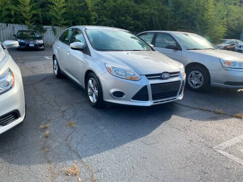2013 Ford Focus for sale at City to City Auto Sales in Richmond VA