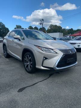 2017 Lexus RX 350 for sale at City to City Auto Sales in Richmond VA
