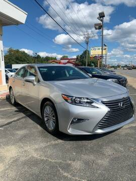 2017 Lexus ES 350 for sale at City to City Auto Sales in Richmond VA