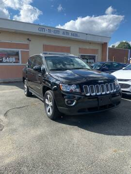 2017 Jeep Compass for sale at City to City Auto Sales in Richmond VA
