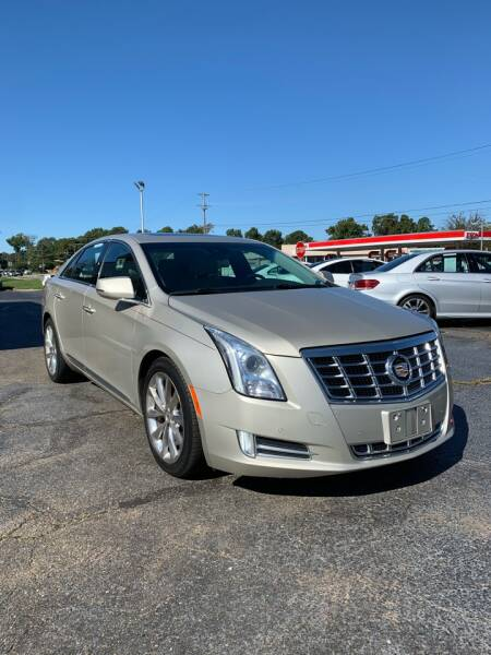 2013 Cadillac XTS for sale at City to City Auto Sales in Richmond VA