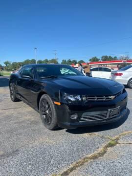 2014 Chevrolet Camaro for sale at City to City Auto Sales in Richmond VA