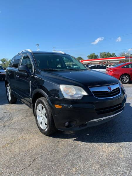 2008 Saturn Vue for sale at City to City Auto Sales in Richmond VA