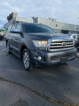 2008 Toyota Sequoia for sale at City to City Auto Sales in Richmond VA