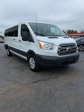 2015 Ford Transit Passenger for sale at City to City Auto Sales in Richmond VA
