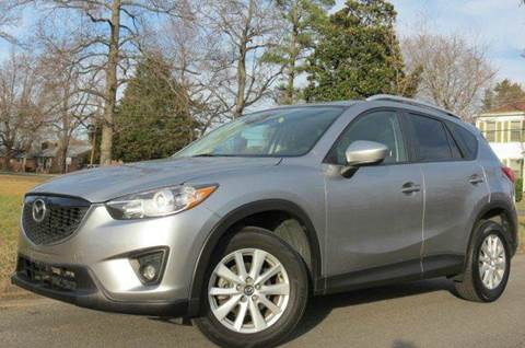 2013 Mazda CX-5 for sale at CITY TO CITY AUTO SALES LLC in Richmond VA