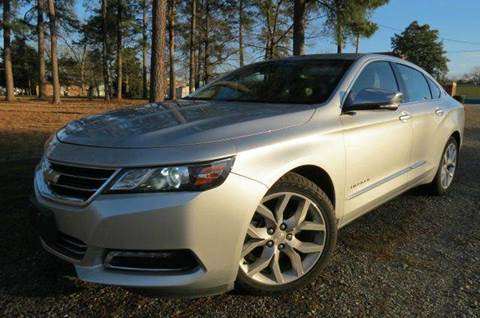 2014 Chevrolet Impala for sale at City to City Auto Sales in Richmond VA