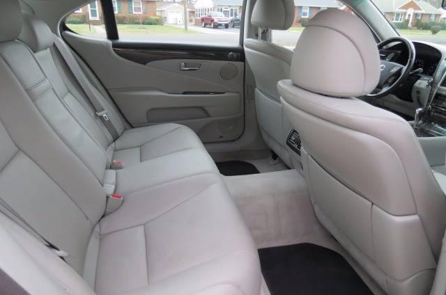 2009 Lexus LS 460 for sale at CITY TO CITY AUTO SALES LLC in Richmond VA