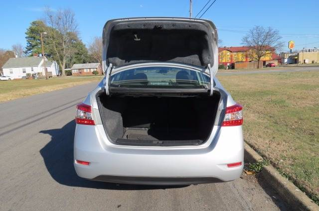 2015 Nissan Sentra for sale at CITY TO CITY AUTO SALES LLC in Richmond VA