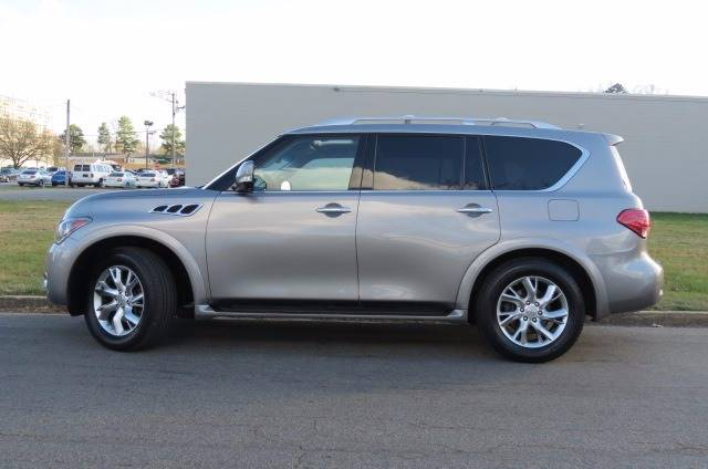 2011 Infiniti QX56 for sale at CITY TO CITY AUTO SALES LLC in Richmond VA