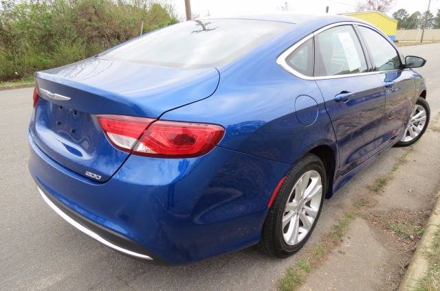2015 Chrysler 200 for sale at CITY TO CITY AUTO SALES LLC in Richmond VA