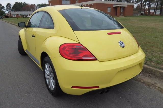 2015 Volkswagen Beetle for sale at CITY TO CITY AUTO SALES LLC in Richmond VA