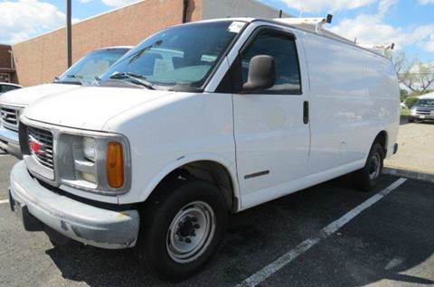1998 GMC Savana Cargo for sale at CITY TO CITY AUTO SALES LLC in Richmond VA