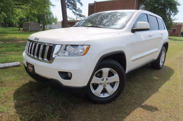 2011 Jeep Grand Cherokee for sale at CITY TO CITY AUTO SALES LLC in Richmond VA