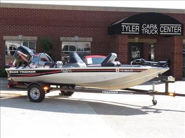 2010 Tracker Pro Team 170X for sale in Tyler, TX