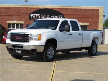 2013 GMC Sierra 2500HD for sale in Tyler, TX
