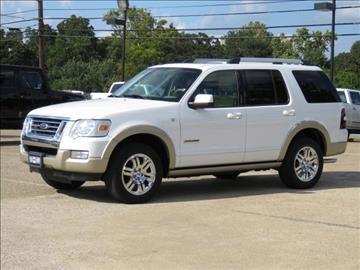 2007 Ford Explorer for sale at Tyler Car  & Truck Center in Tyler TX