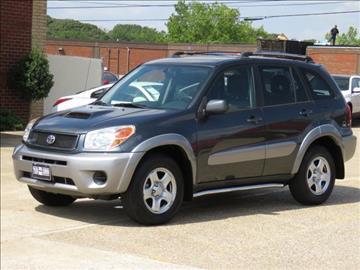 2005 Toyota RAV4 for sale at Tyler Car  & Truck Center in Tyler TX