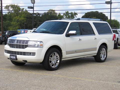 2008 Lincoln Navigator L for sale in Tyler, TX